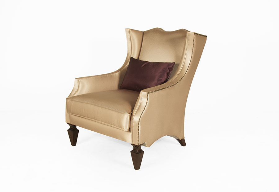 Gisel Armchair in Nigeria